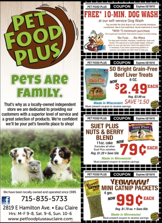 Pet Food Plus