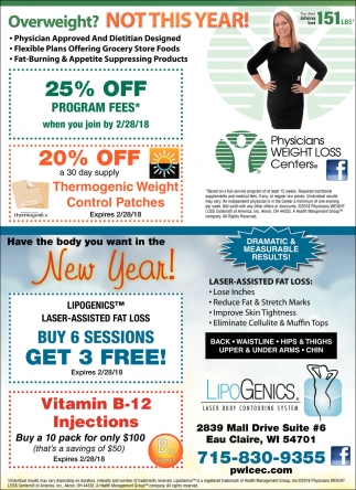 Physicians Weight Loss Center