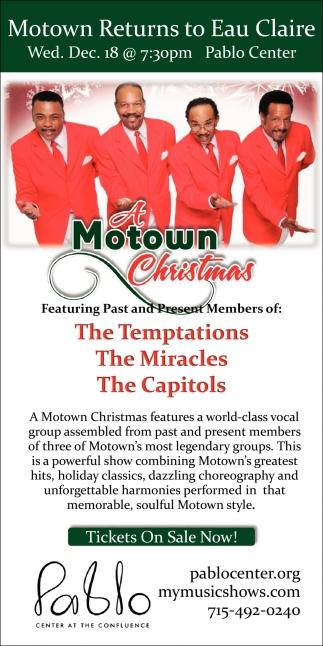 Motown Returns to Eau Claire