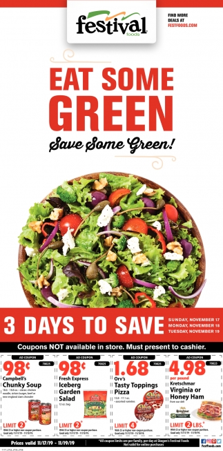 Eat Some Green