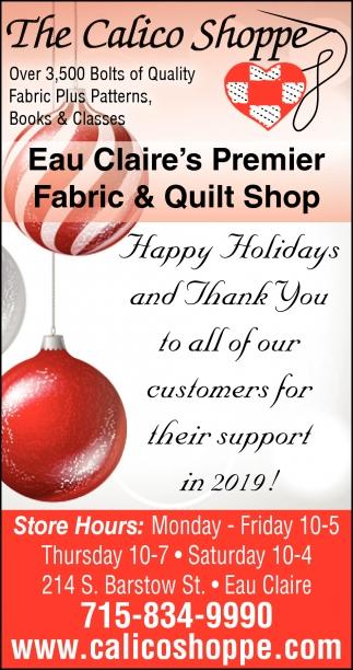 Premier Fabric & Quilt Shop