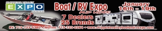 Boat / RV Expo