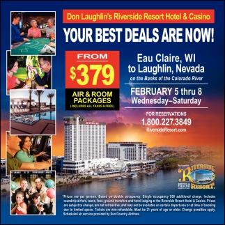 Your Best Deals are Now!