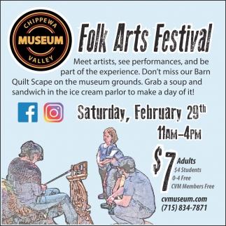 Folk Arts Festival