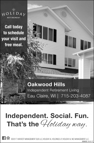 Call Today to schedule your visit and free meal