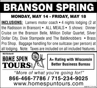 Branson Spring