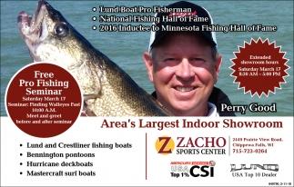 Free Pro Fishing Seminar