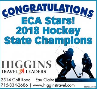 Congratulations Eca Stars!