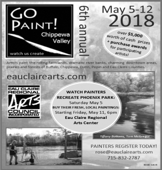 Go Paint! Chippewa Valley