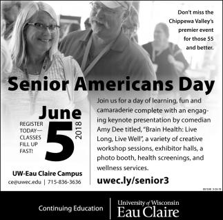 Senior Americans Day