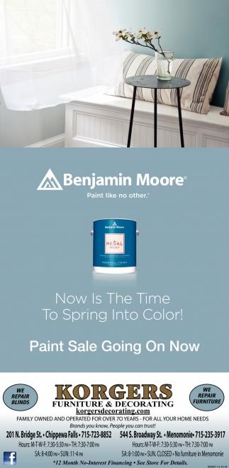 Paint Sale!