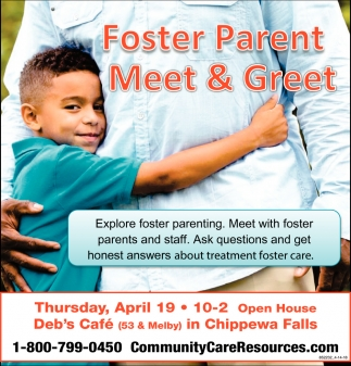 Foster Parent Meet & Greet