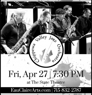 Chippewa Valley Jazz Orchestra