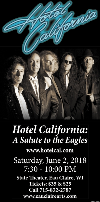 Hotel California: A Salute to the Eagles